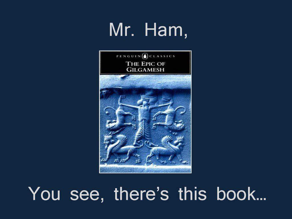 Mr Ham