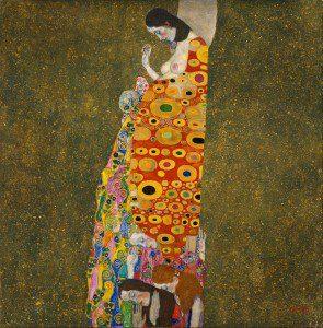 Hope II ^ Klimt