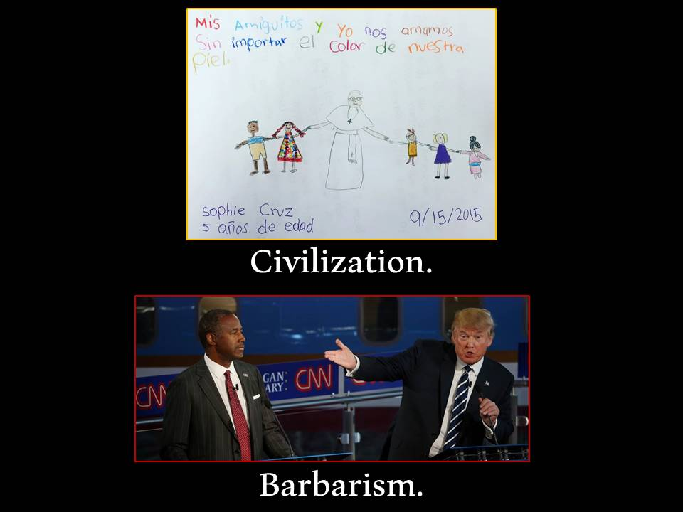 Civilization, Barbarism